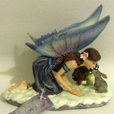 A Winters Kiss Fairy.